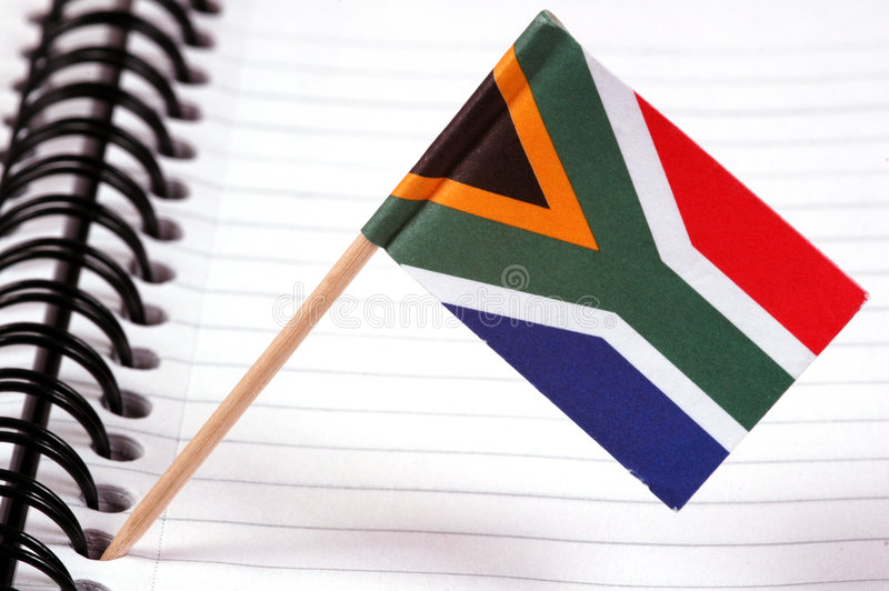 South African. royalty free stock images