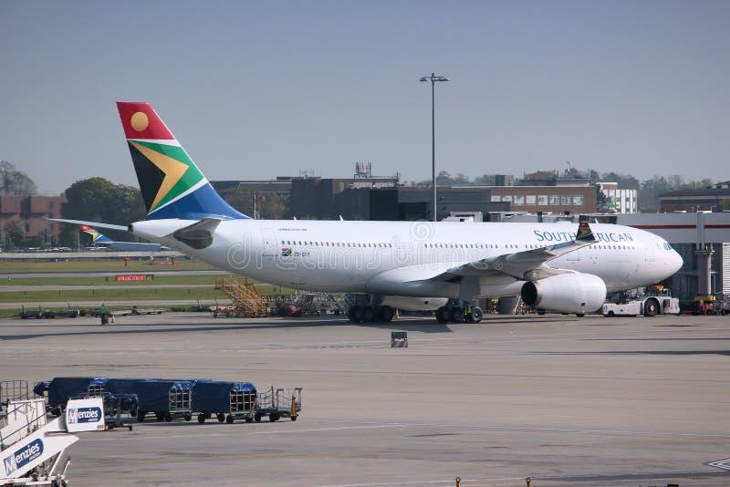 South African Airways photos libres de droits