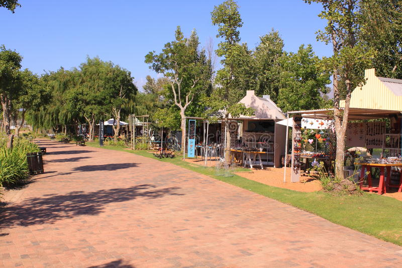 South African craft market