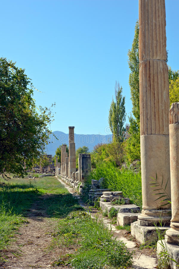 South Agora - Aphrodisias
