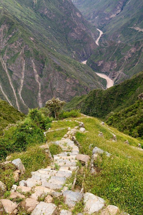 Free South America - Peru, Inca Ruins Of Choquequirao Royalty Free Stock Image - 70893426