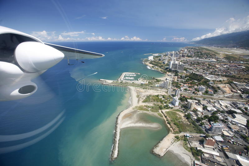 SOUTH AMERICA VENEZUELA CARACAS AIRPORT royalty free stock images