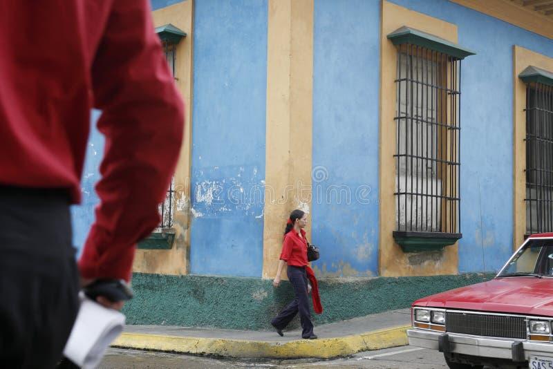 SOUTH AMERICA VENEZUELA VALENCIA CITY royalty free stock photo