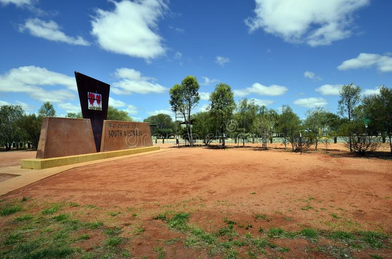 South Australia, Bordeline royalty free stock photography