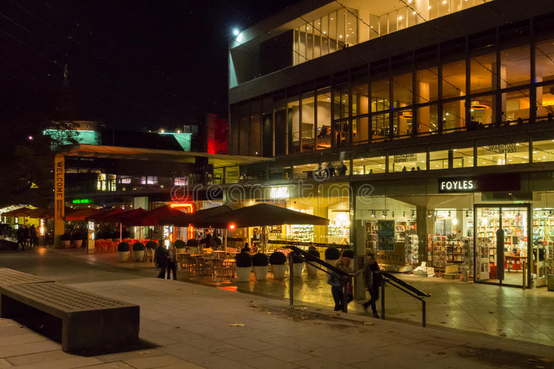 Download South Bank Centre London editorial stock photo. Image of culture - 38332238