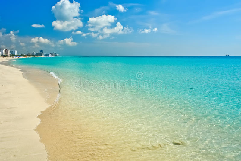 Download South Beach stock image. Image of idyllic, summer, south - 18019545