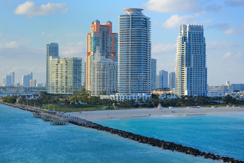Download South Beach Royalty Free Stock Photos - Image: 18820278
