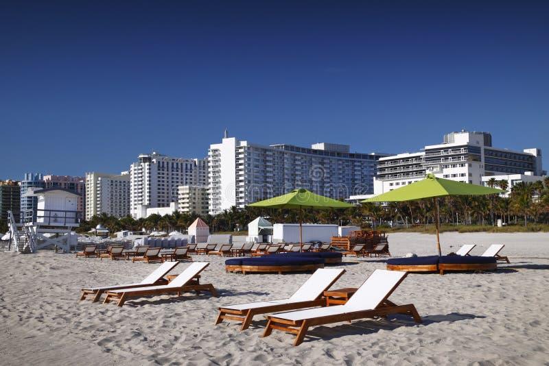 South Beach, Miami stock photography
