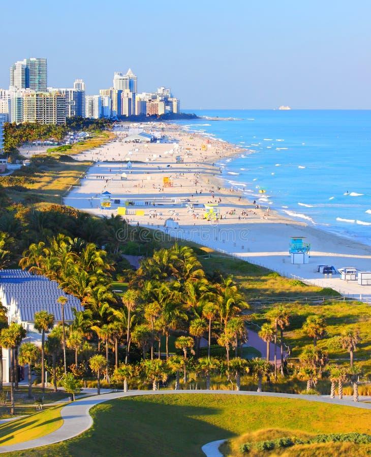 Free South Beach Miami Florida Stock Image - 35225611