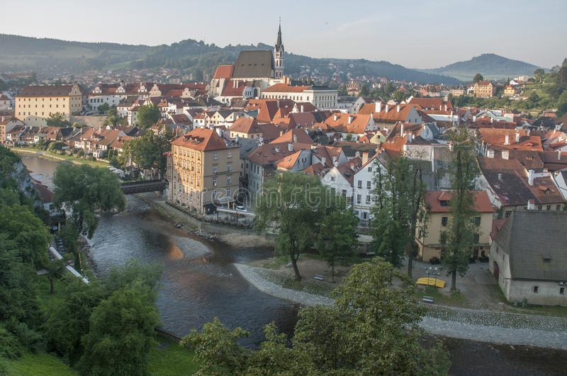 South Bohemia Stock Images