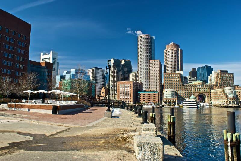 South boston royalty free stock photography