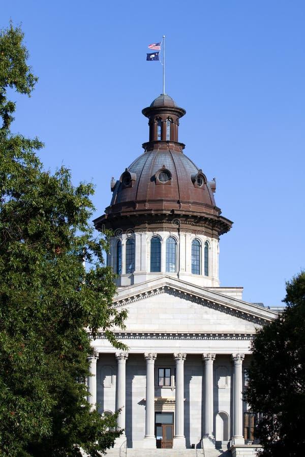 South Carolina State Capital Stock Photo