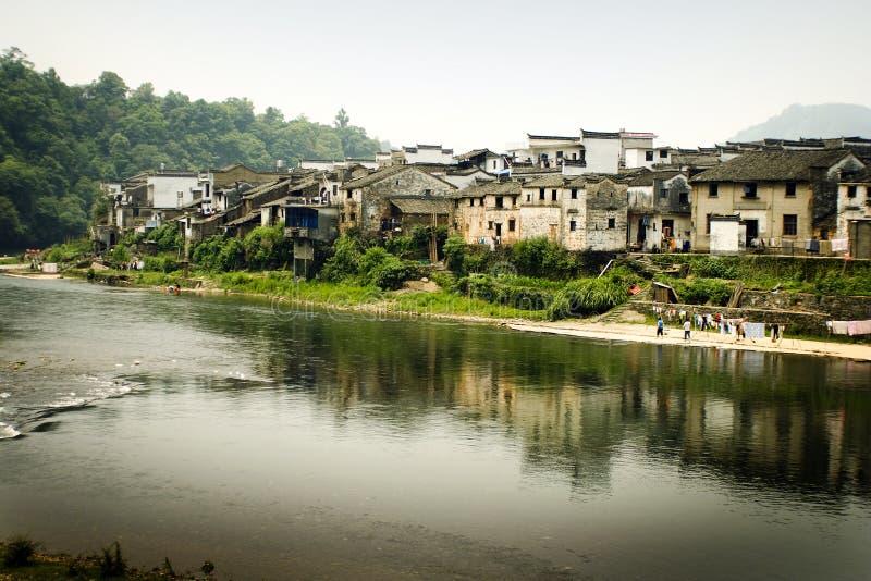 South china farmland landscape view royalty free stock photography