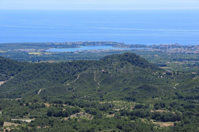 Download South coast of Majorca stock photo. Image of nobody, coast - 27805688
