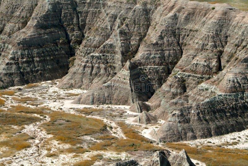 South Dakota: The Badlands stock images