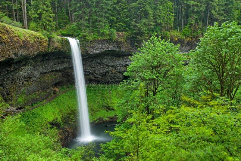 South Falls, Oregon stock image