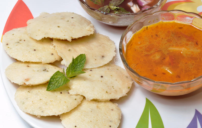 South Indian dish stock image