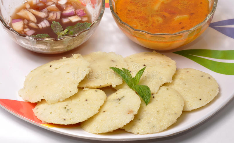 South Indian dish. This is a famous south Indian Dish stock photography