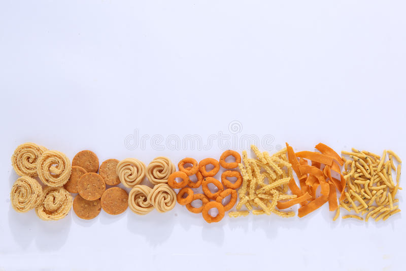 South indian snacks stock image