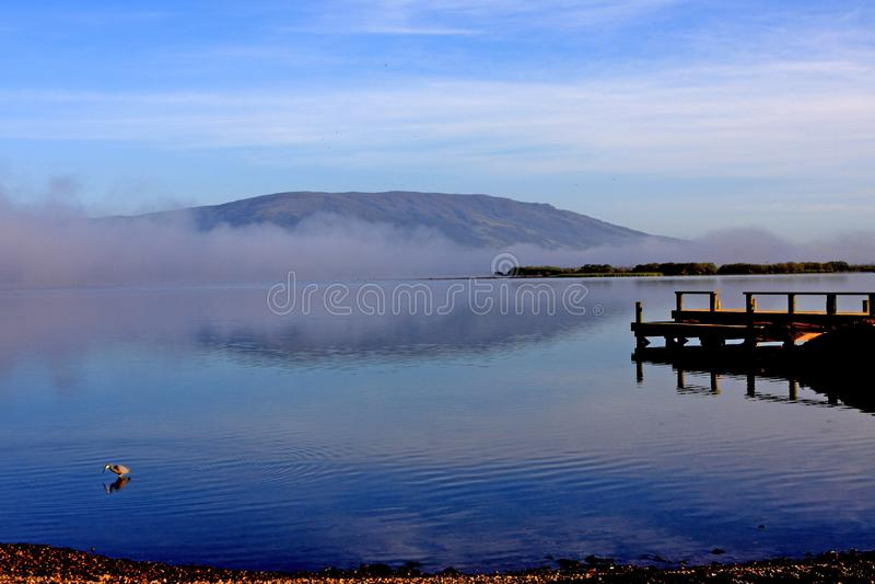 South Island Lake