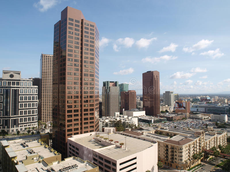 Download South Park Towers In Downtown Los Angeles Editorial Stock Photo - Image: 31073453