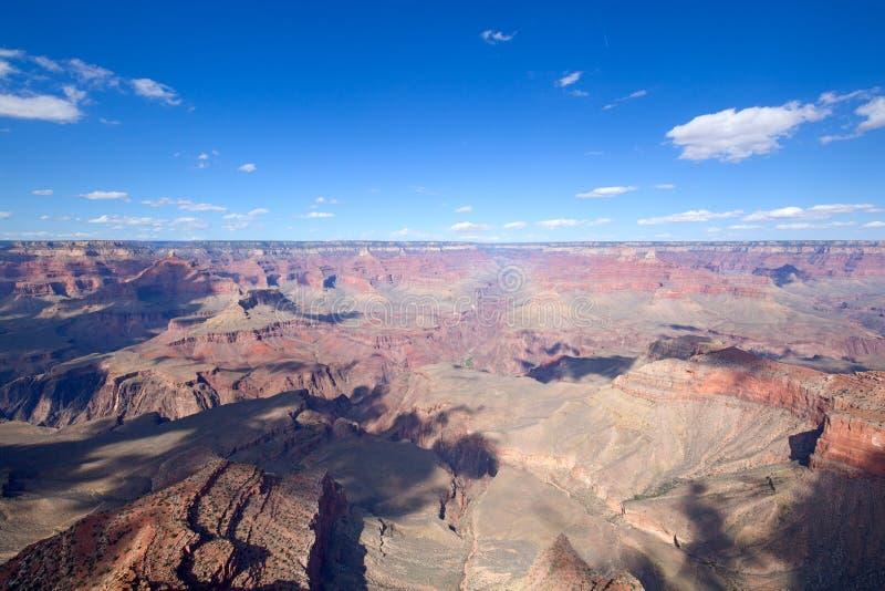 Grand Canyon. South Rim of the Grand Canyon. Grand Canyon National Park in Arizona, USA stock image