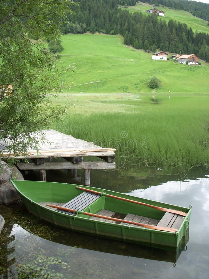 South Tyrol stock images