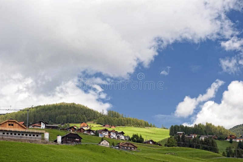 Download South Tyrol stock image. Image of green, italy, tyrol - 24509123