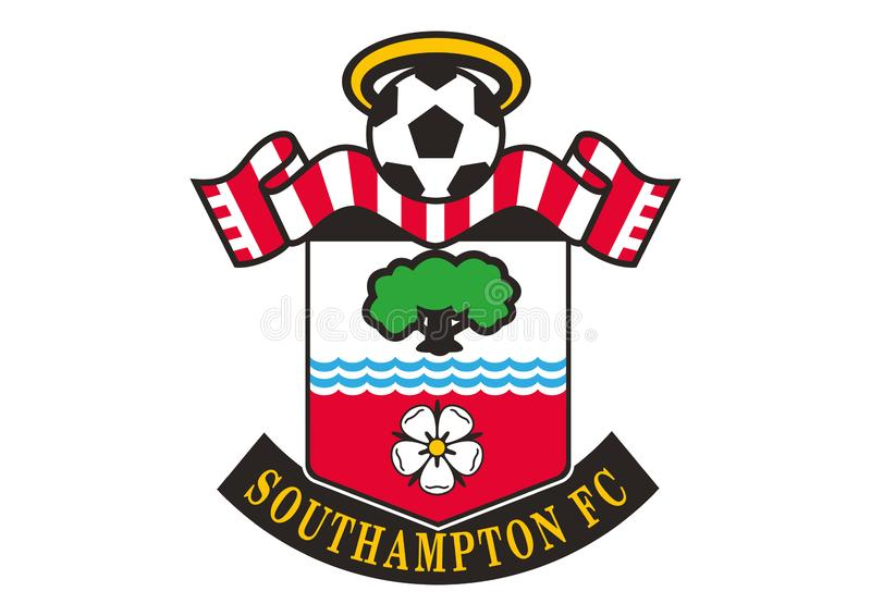 Southampton-Logo vektor abbildung