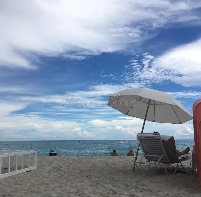 SouthBeach. Miami Beach Florida stock photos