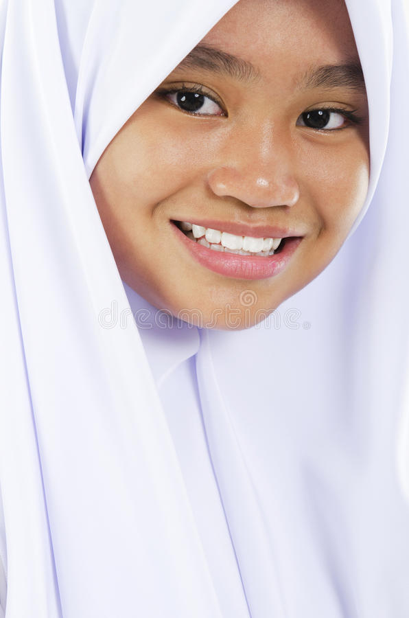 Download Southeast Asian Muslim Girl Stock Photography - Image: 25833482