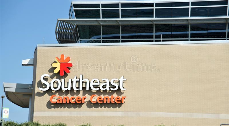 Southeast Cancer Center stock images