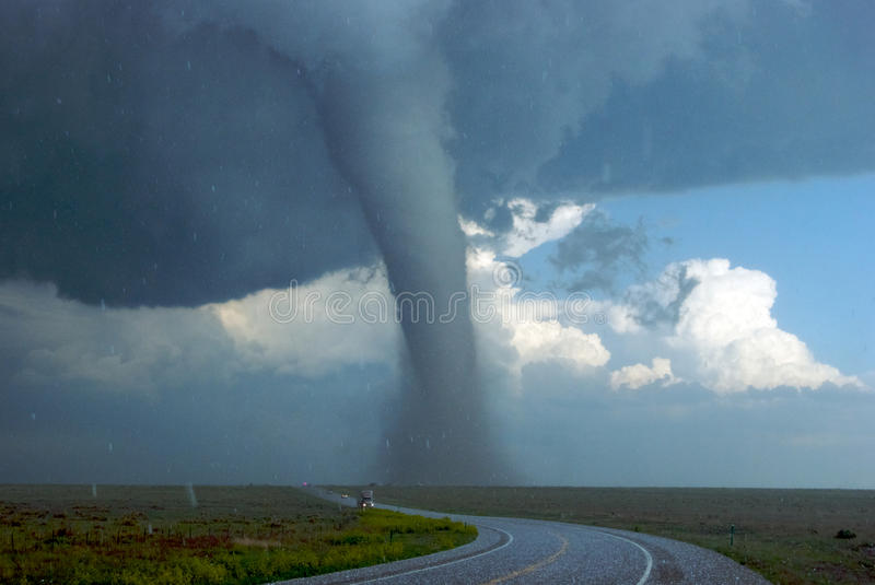 Download Southeast Colorado Tall Tornado Stock Photo - Image: 20063996