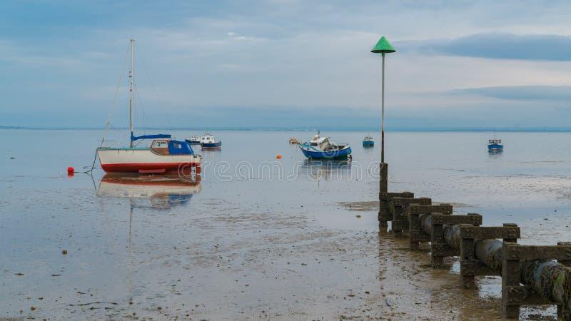 Southend-auf-Meer, Essex, England, Großbritannien stockfotos