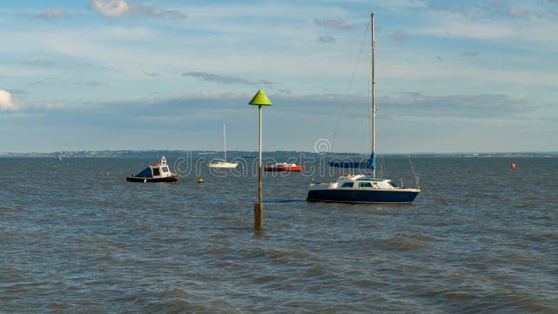 Southend-auf-Meer, Essex, England, Großbritannien lizenzfreie stockfotos