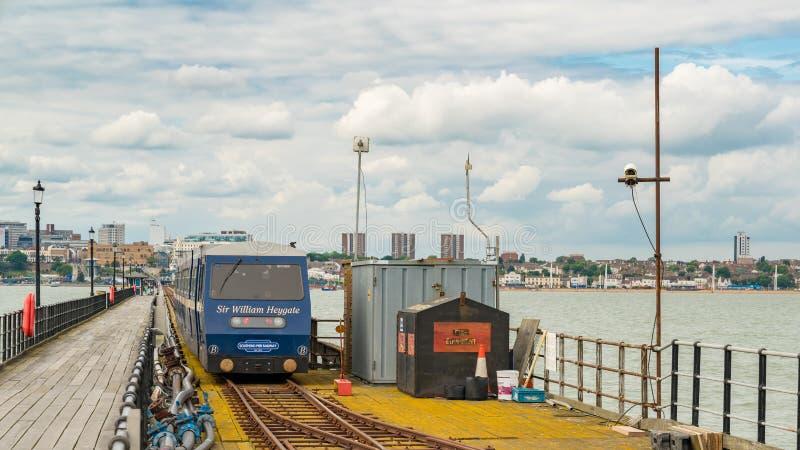 Southend-auf-Meer, Essex, England, Großbritannien lizenzfreies stockfoto