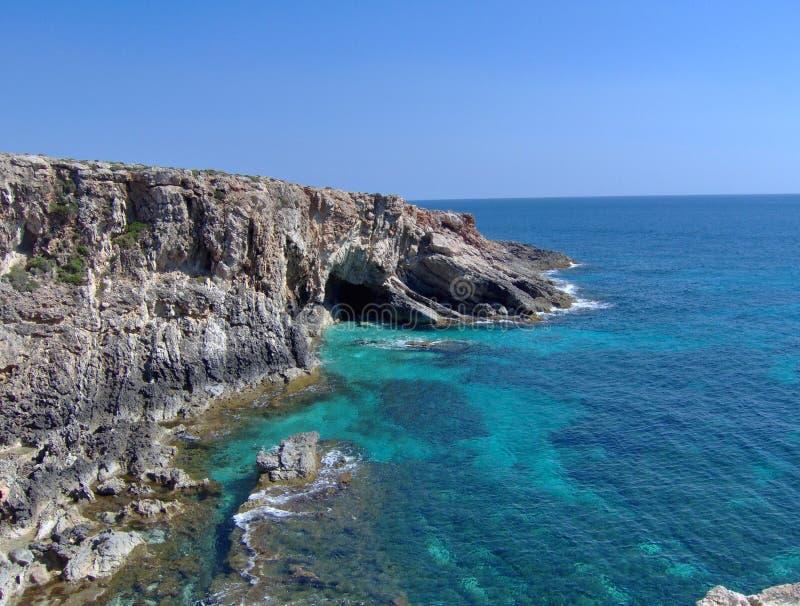 Southern coast - Malta