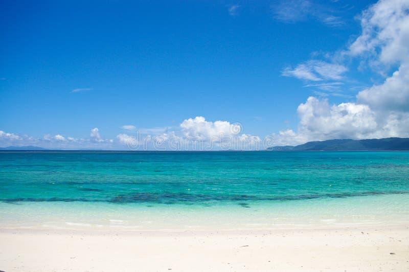 Southern Japan beach stock photography