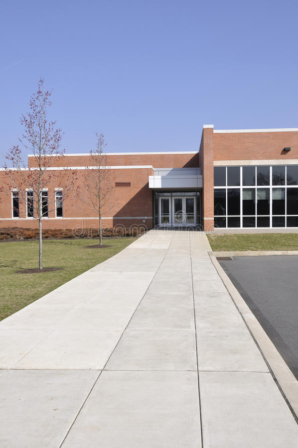 Download Southern Lehigh Intermediate School In Pennsylvani Stock Photo - Image: 24145846
