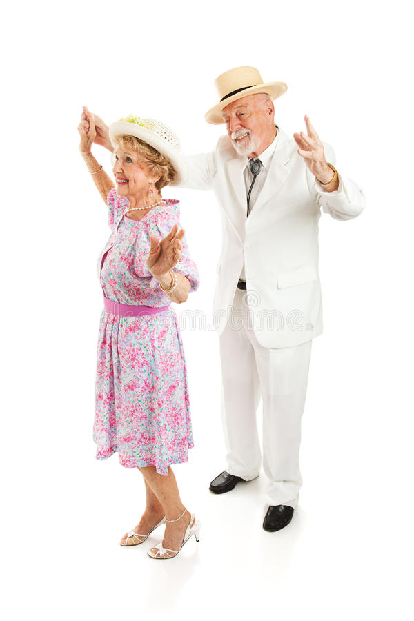 Southern Seniors Dance stock images
