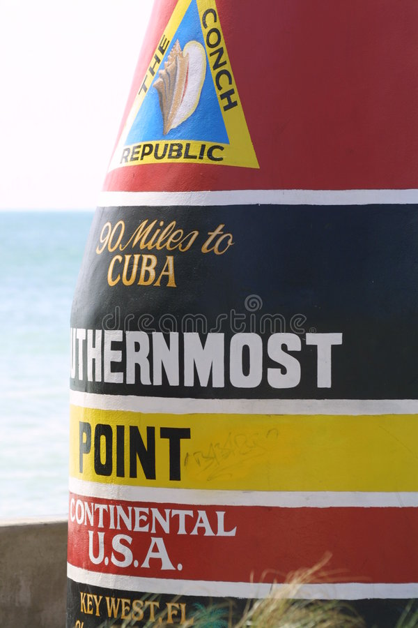 Download The Southernmost Point U.S. Stock Photo - Image: 8328296