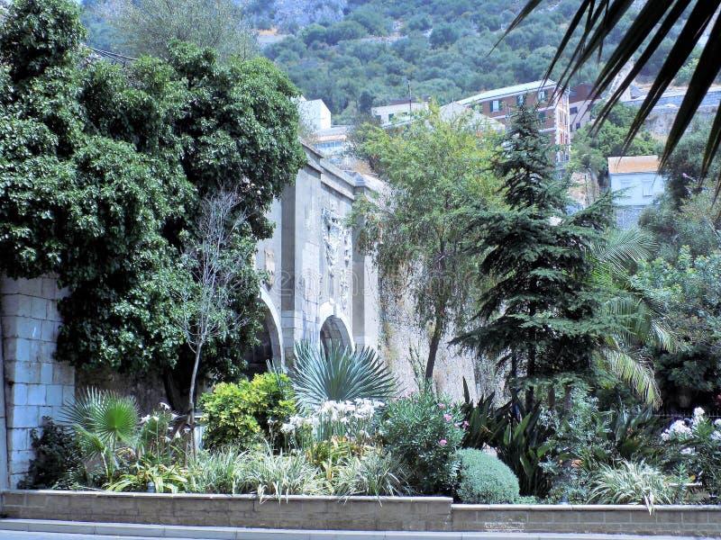 SOUTHPORT Строб-Гибралтар стоковая фотография rf