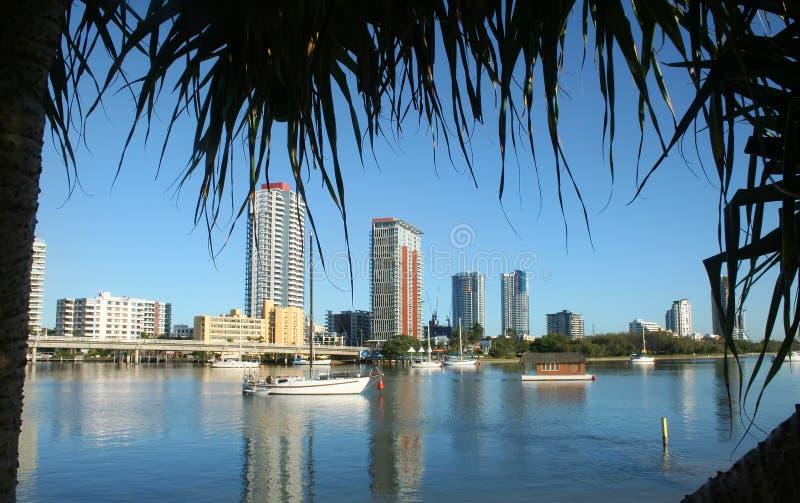 Southport Gold Coast photo stock