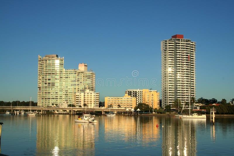 Southport Gold Coast stock image