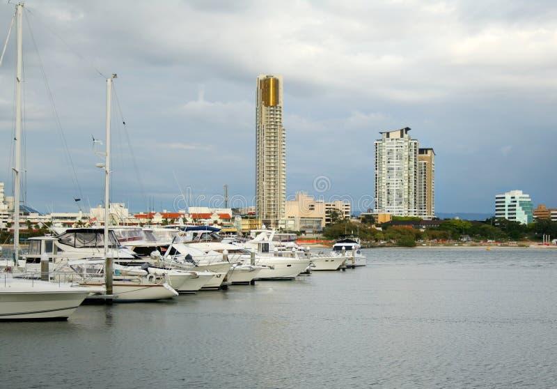 Southport Gold Coast Australia royalty free stock image