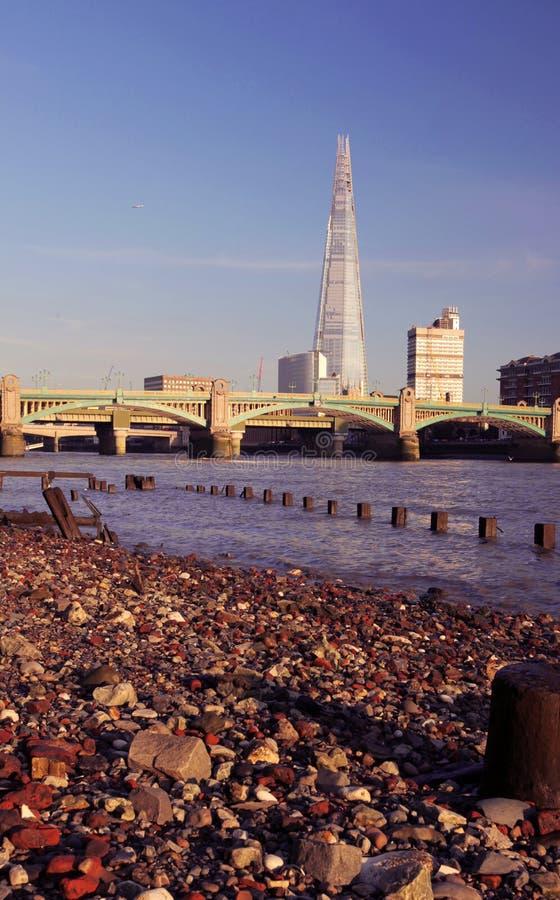 Southwark桥梁 库存图片