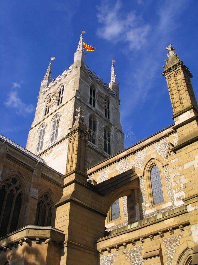 Southwark Cathedral, London, UK stock photo