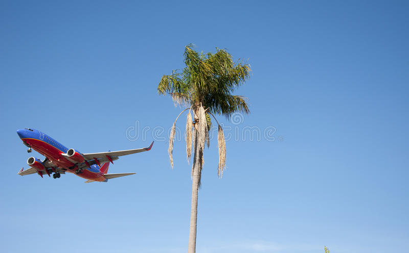 Southwest Airlines stockfotos
