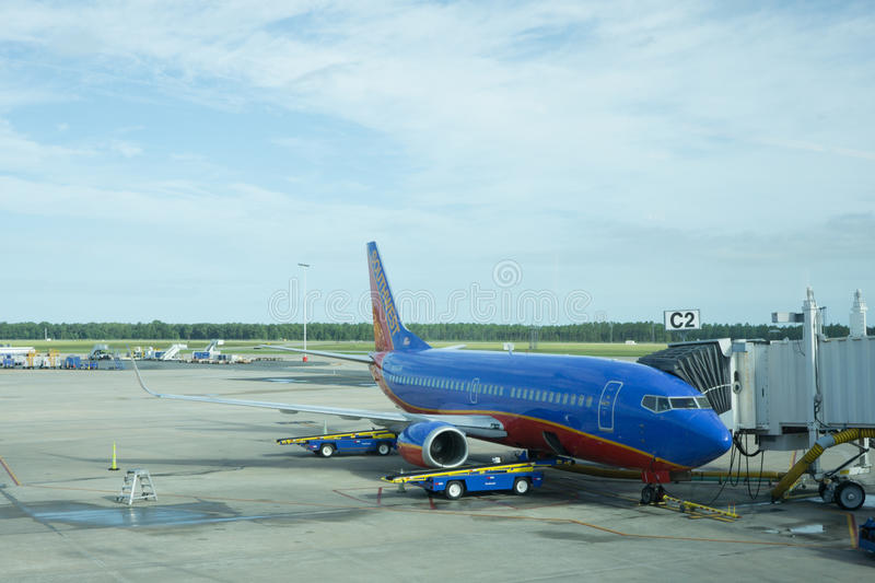 Southwest Airlines arkivfoto