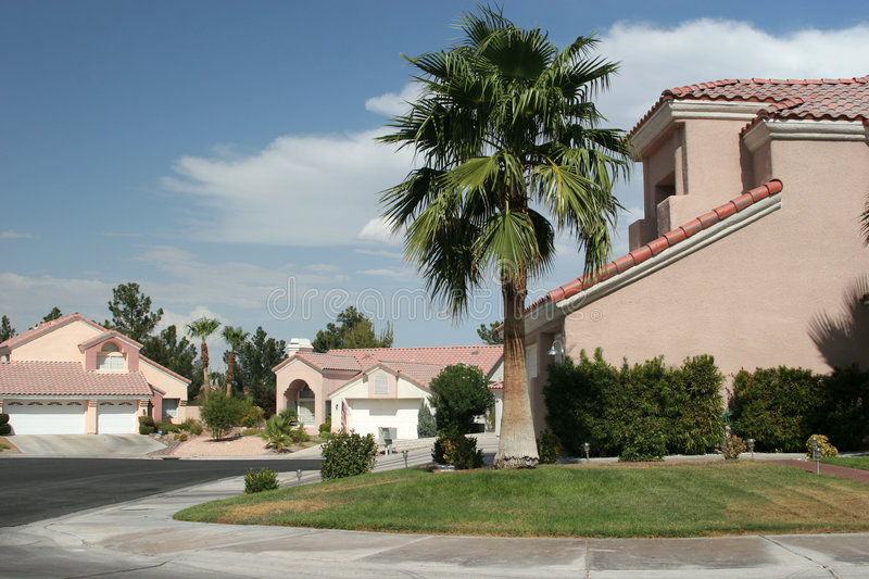 Download Southwest Homes Stock Photo - Image: 1406310